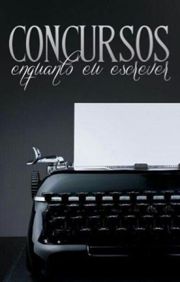 Concursos Enquanto Eu Escrever
