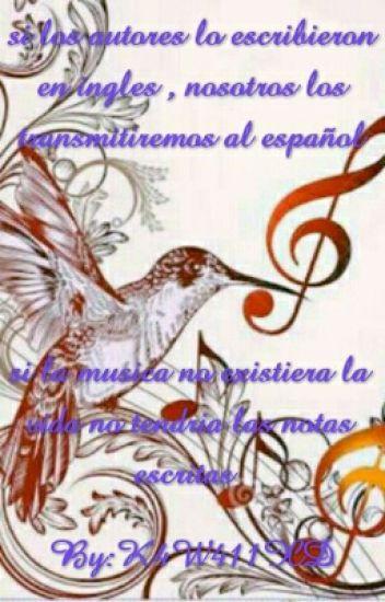 traducciones de musicas