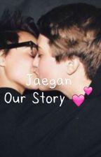 Jaegan~ Our Story by toribella_