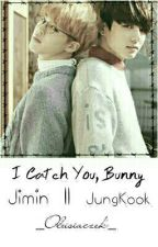 I catch you, bunny.    Jikook  by _Olusiaczek_