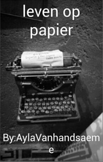 leven op papier