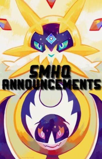 SMHQ Announcements