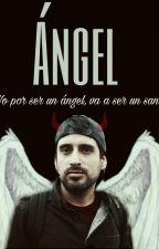 Ángel (Jainico)  by Camila_Rikolina