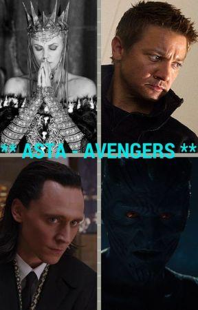 ** ASTA - AVENGERS ** by insaneredhead