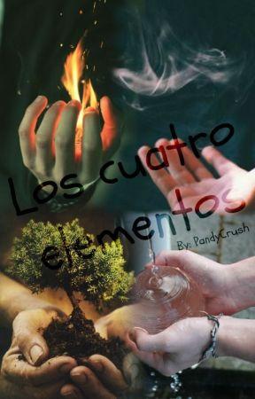 Los cuatro Elementos-El heredero. by PandyCrush