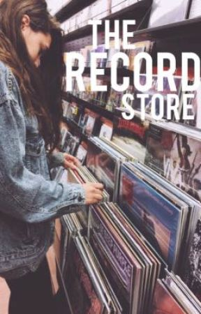 The Record Store//e.d by diggindolan