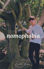 nomophobia ♧ joshua hong by x-inspiratixn