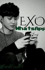 WhatsApp→EXO by RealCharming