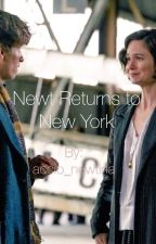 Newt Returns to New York (Newtina Fanfiction) by accionewtina