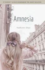 Amnesia. || 2T. || Mario Bautista || Terminada || by Yathziri_Diaz