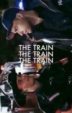 The train 🚃 larry  by blousclous