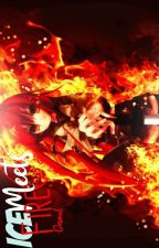 Ice Meets Fire ∆ Jack Frost  by -Devoid