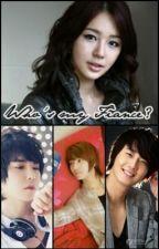 who's my fiance ? by kensha_story