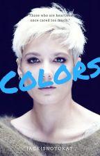 Colors |Derek Hale| by Jackisnotokay