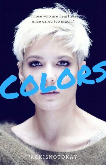 Colors |Derek Hale|