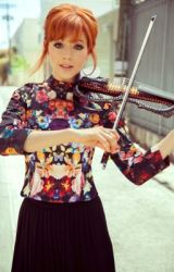 Lindsey stirling  (completed) by AngelStackhouse9