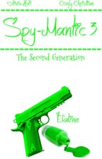 Spy-Mantic 3: The Second Generation by starlet-