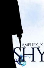 shy || Shawn M.  ϟ Hogwarts ϟ || #IceSplinters18 by Ameliex_x