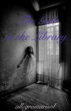 The Girl in the Library by allegramarisol