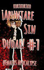🌟《Apuntare sin dudar! #1》🌟 #FNAFHSApocalyse [Au] #PremiosPudin by KoriKoriko