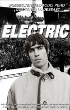 Can I Be Electric Too? | Liam Gallagher by arcoiriscosmico