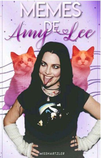 Memes de Amy Lee (Evanescence)