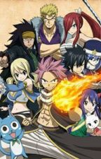 Fairy tail by ---Mika---
