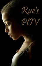 Hunger Games: Rue's POV by hungergamesloverspov