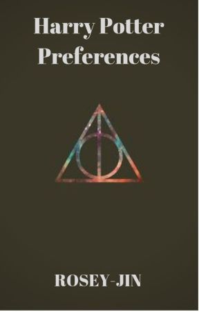 Harry Potter Preferences by balletbeautiful