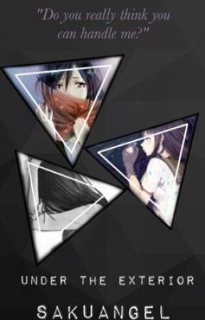 Under the Exterior // Bangtan x OC by Tae_Won_Jae