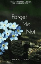 Forget Me Not by AMLKoski