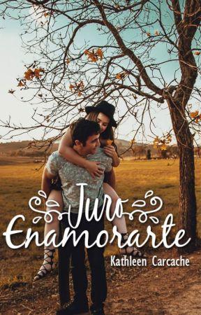 Juro enamorarte |NUEVA VERSIÓN| by La_Carcache