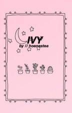 IVY   THEO RAEKEN by hoenestea