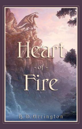Heart of Fire by SeraCross