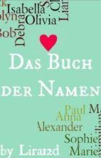 Das Buch der Namen by Lira12d