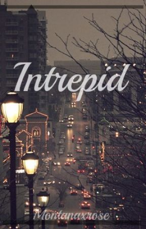 Intrepid - ChrisMD by montanaxrose