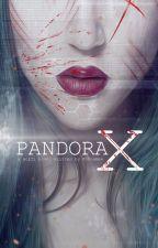 Pandora X  by KokoaMew