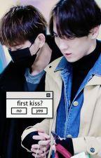 first kiss ; two shot , jinkibum by mscealous