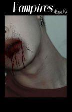 Vampires ||BTS JK|| by xBunnyJKx