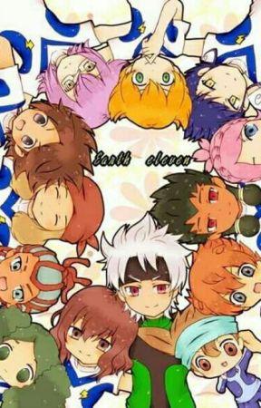 Inazuma Eleven Go Zodiacs!  by StarsightGalaxy