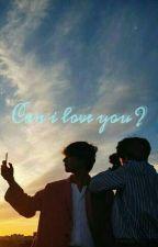 Can i love you? || Vkook  by Stella_cometa_2000