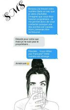 Messages à un inconnu [SMS] tome 1 & 2 by QueenBlue__
