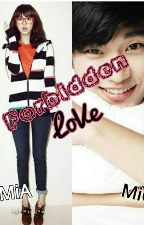 Forbidden love  by shinelashy014