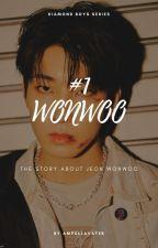 #1 Don't Wanna Cry    wonwoo ✔ by jenogyu