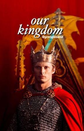 our kingdom ♛ arthur pendragon  by grxngeband