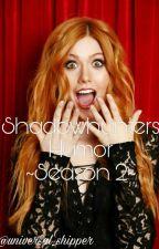 Shadowhunters humor ~Season 2~ by universal_shipper