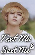 text me & sext me • kth;jjk [PL] by xOthga