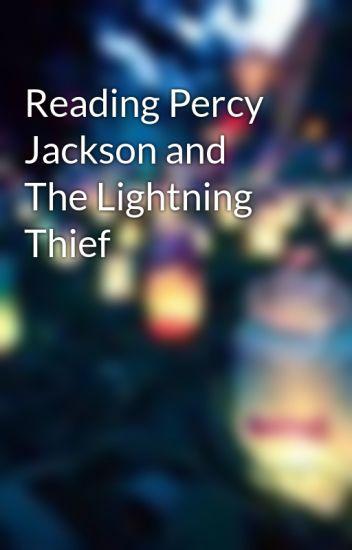 reading percy jackson and the lightning thief emily wattpad