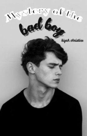 Mystery of the Bad Boy  by kiyah12xox