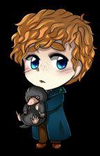 Bestia (Newt Scamander) by Amo-a-Fred-Weasley